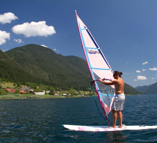 surfing-kaernten-weissensee